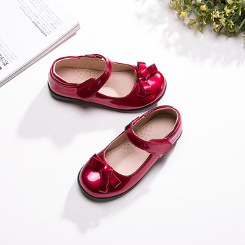 Big Girl Princess Shoes Children School Party Dress Shoes For Toddler Girl Wedding Shoes Kids 3 4 5 6 7 8 9 10 11 12 13 14 Years