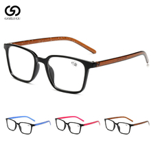 New mens ultra light indestructible reading glasses ladies anti-fatigue female