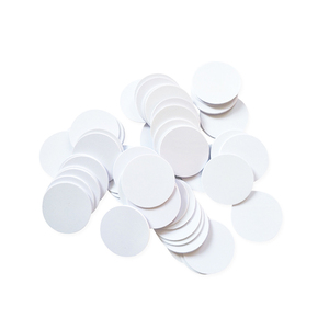 Image 5 - 50pcs NFC Coin Money Card 215 Chip For TagMo Forum Type2 NFC215 13.56mHz for huawei share ios13 personal automation shortcuts
