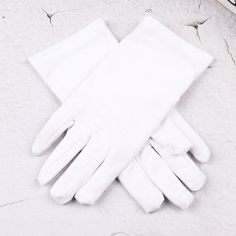 Hot Sale Evening Party  Formal Prom Stretch Satin Gloves  Women sale WOMEN ACCESSORIES luvas de inverno feminina Lahore