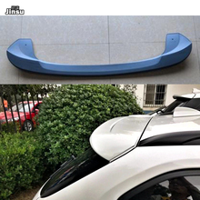цена на ABS plastic primer rear roof spoiler lip For BMW X1 xDrive 2008 - 2015 E84 Car styling back window spoiler wing