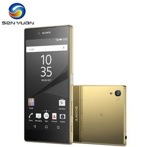 Original Sony Xperia Z5 Premium E6853 Unlocked GSM 4G LTE Android Octa Core RAM 3GB ROM 32GB 5.5
