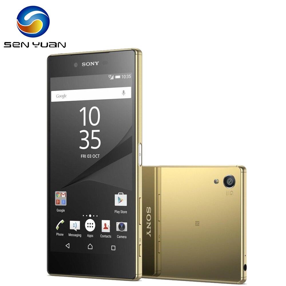 Sony – smartphone Xperia Z5 Premium E6853, téléphone portable, écran de 5.5 pouces, Android, Octa Core, 3 go de RAM, 32 go de ROM, 4G LTE, caméra de 23 mpx, wi-fi, GPS