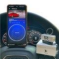 Новейший эволюционный диагностический инструмент OBDeleven-устройство легко снимается pro Volkswagen/Audi/Skoda может контролировать все системы Android