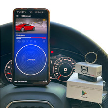 Newest Evolutionary Diagnostic Tool OBDeleven-device Easy Remove pro Volkswagen/Audi/Skoda Can Monitor All Systems Android