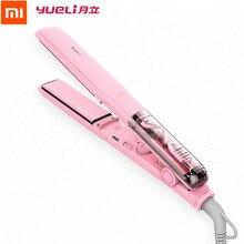 Xiaomi yudi alisador de cabelo profissional, modelador de cabelo original, vapor, modelador de cabelo de salão de beleza, uso pessoal, 5 níveis ajustáveis, temperatura