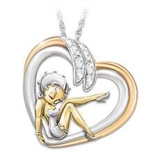 Модные Классические Стиль кулон ожерелье ювелирных изделий с