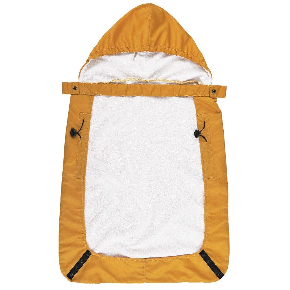 Winddicht Warme Wrap Sling Baby Carrier Baby Rucksack Decke Träger Mantel Funtional Winter Abdeckung Heißer Baby Kleidung