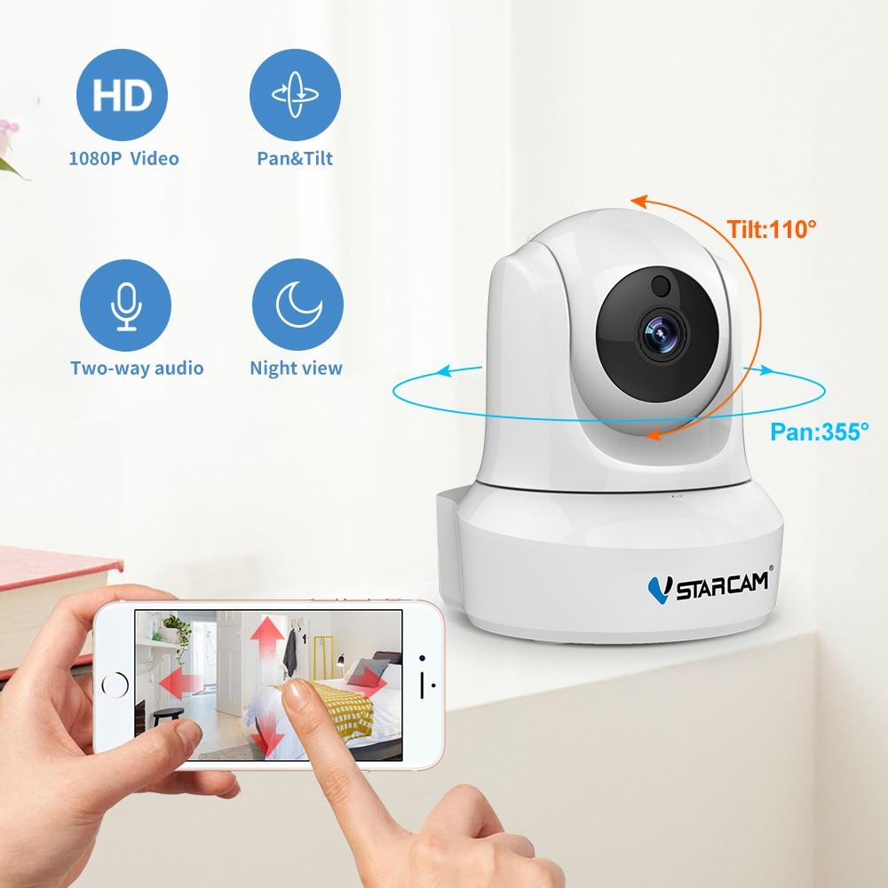 VStarcam 720P Sicherheit IP Kamera Wifi IR Nachtsicht Audio Aufnahme - Schutz und Sicherheit - Foto 2