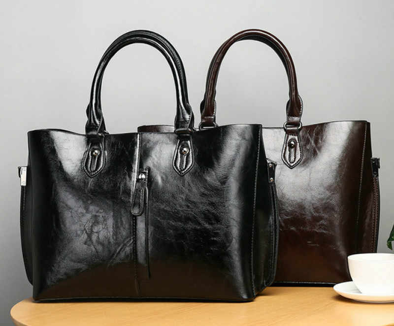Lüks yumuşak deri çanta kadın moda basit çanta kadınlar için 2019 yeni bayanlar yüksek kapasiteli kaliteli omuzdan askili çanta Bolsos Mujer
