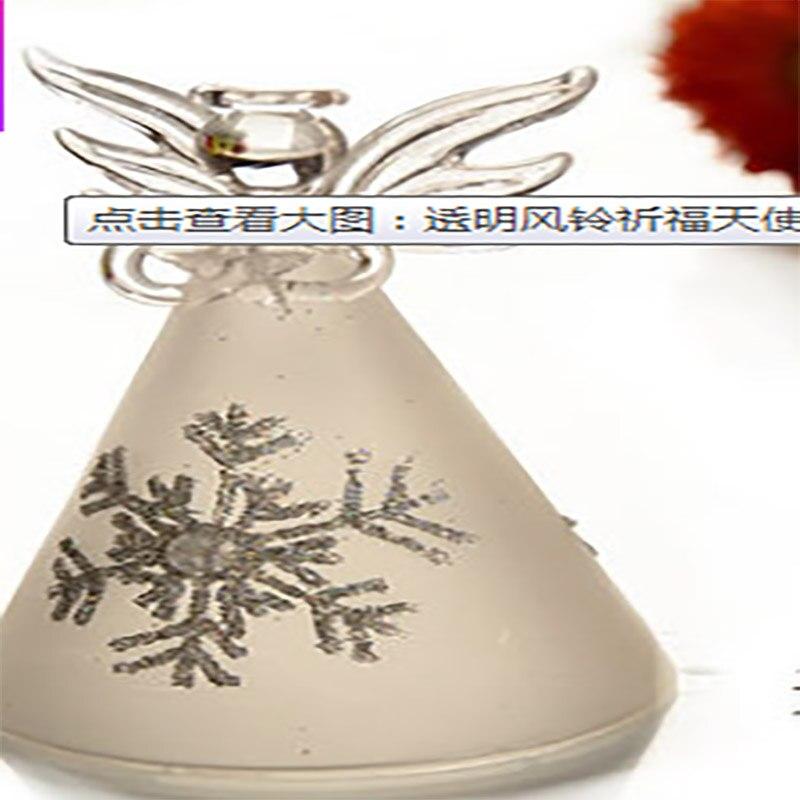 Koper kalebas wind chime opknoping koper bells hanger creatieve gift bedrijf woonaccessoires deurbel housewarming levert - 4