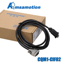 USB CIF02 Adapter USB CIF02 For Omron CQM1 CIF02 USB TO RS232 Suitable CPM1/CPM1A/CPM2A/CPM2AH/C200HS Series PLC
