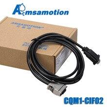 USB адаптер CIF02 для Omron, USB адаптер для RS232, подходит для CPM1/CPM1A/CPM2A/CPM2AH/C200HS серии ПЛК