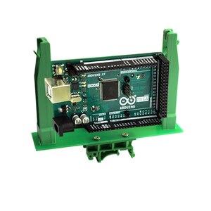 Image 4 - Soporte de montaje de carril DIN para Raspberry Pi 2 3 B + Zero UNO MEGA