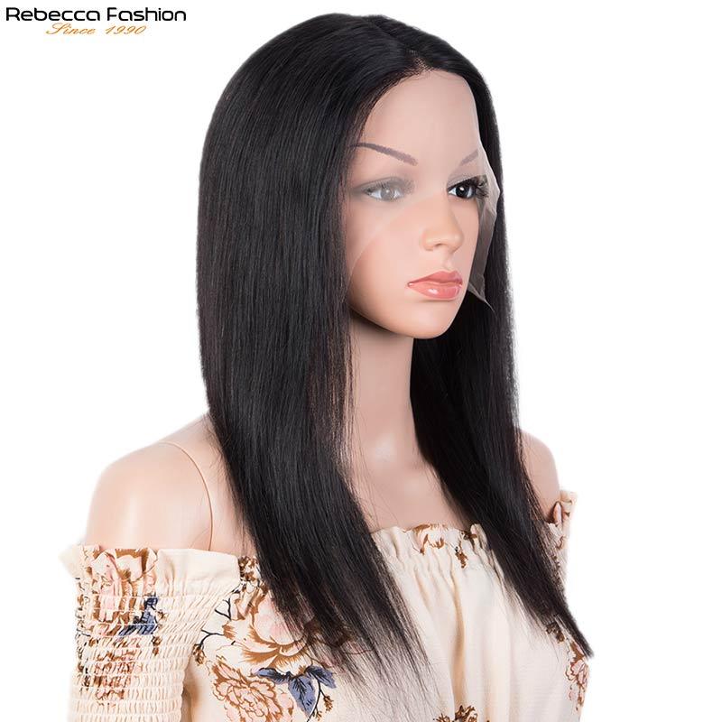do cabelo humano perucas para o cabelo natural pré-arrancado