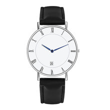 Top Brand Mens Watches Simple Minimalist