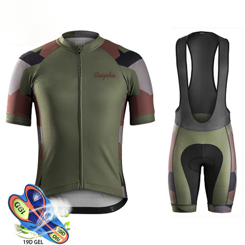 Raphaing Summer Cycling Jersey Sets Breathable MTB Bicycle Clothing GOBIKING Mountain Bike Wear Clothes Maillot Ropa Ciclismo NW