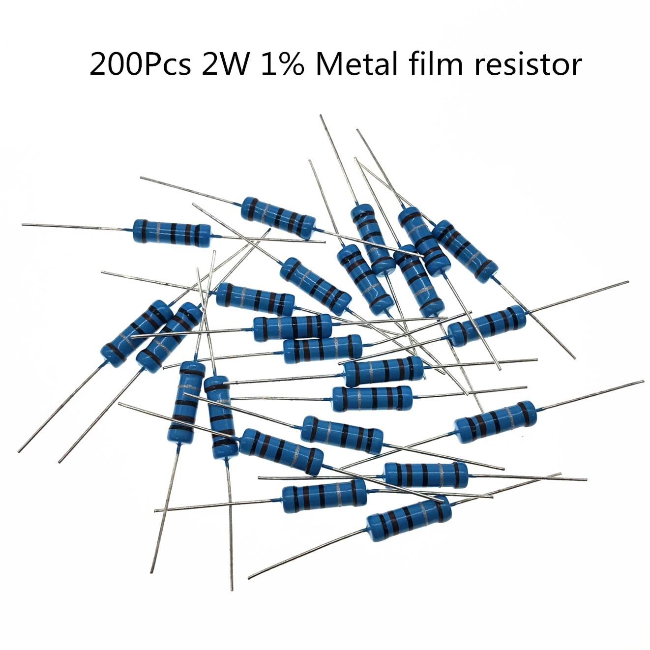18r 1//4w 5/% de carbono resistencias de película-non-rohs 18 ohmios 100pcs