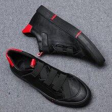 2019 Luxury Men Vulcanize Shoes Autumn N