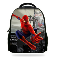 Marvel 14inch Cool Spiderman Bag Children School Bag For Teenage Boys Cartoon Kids Backpack Spiderman Printing For Girls Bookbag