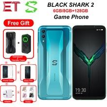 Original Global Xiaomi Black Shark 2 Game Mobile Phone Dual
