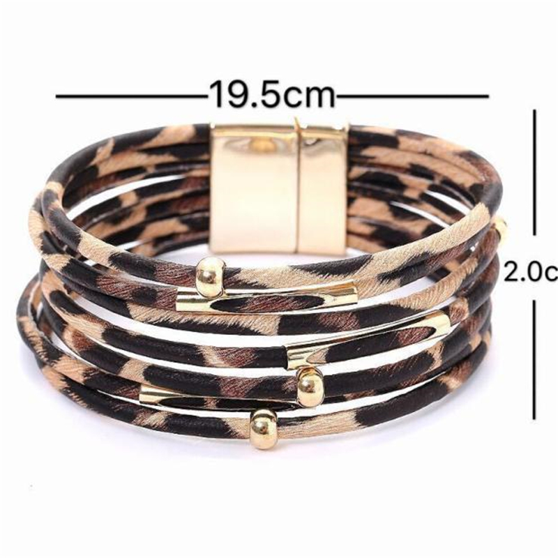 Amorcome-Leopard-Leather-Bracelets-For-Women-2019-Fashion-Bracelets-Bangles-Elegant-Multilayer-Wide-Wrap-Bracelet-Jewelry