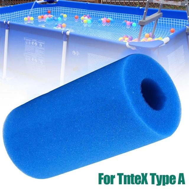 Filtr basenowy zmywalny basen filtr gąbkowy wielokrotnego użytku gąbka piankowa sprzęt czyszczący filtr piankowy tanie i dobre opinie Swimming Pool Filter support