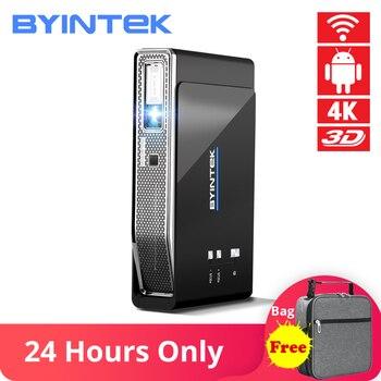 BYINTEK UFO R15 Thông Minh Android WIFI Video Gia đình LED