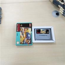 Sonic patlama adam Blastman 2   EUR sürümü aksiyon oyun kartı perakende kutusu ile