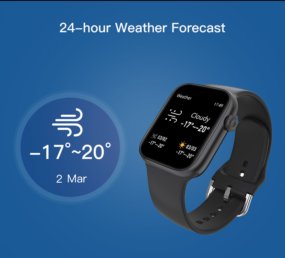 H284ae572857c4ac0aec0c6e409aeac94s ECG Heart Rate Monitor Smart Watch 2020 Full Touch Screen SE03