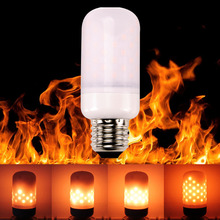 E27 LED Flame Lamps…