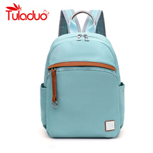 Women Fashion Casual Girls Multifunction Anti-theft Travel Backpacks For Women School Oxford Large Shoulder Top-handle Bags