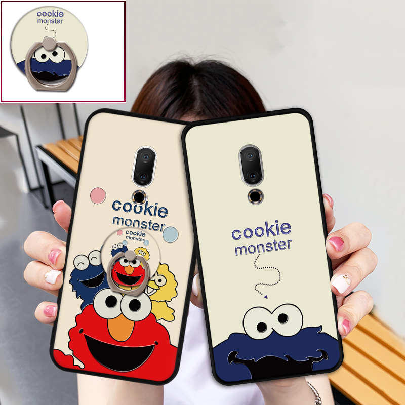 <font><b>360</b></font> Ring Holder Back Cover For <font><b>Meizu</b></font> <font><b>16</b></font> 16S 16XS Stand Phone Case For <font><b>Meizu</b></font> 15 <font><b>16</b></font> th Plus 16X M15 15 Lite Luxury Case image