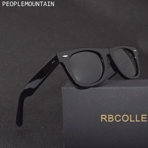 Image 1 - זכוכית עדשת גברים של משקפי שמש אופנה וינטג עיצוב גברים נשים משקפי שמש נהיגה שיקוף משקפי אלגנטי נשי כיכר
