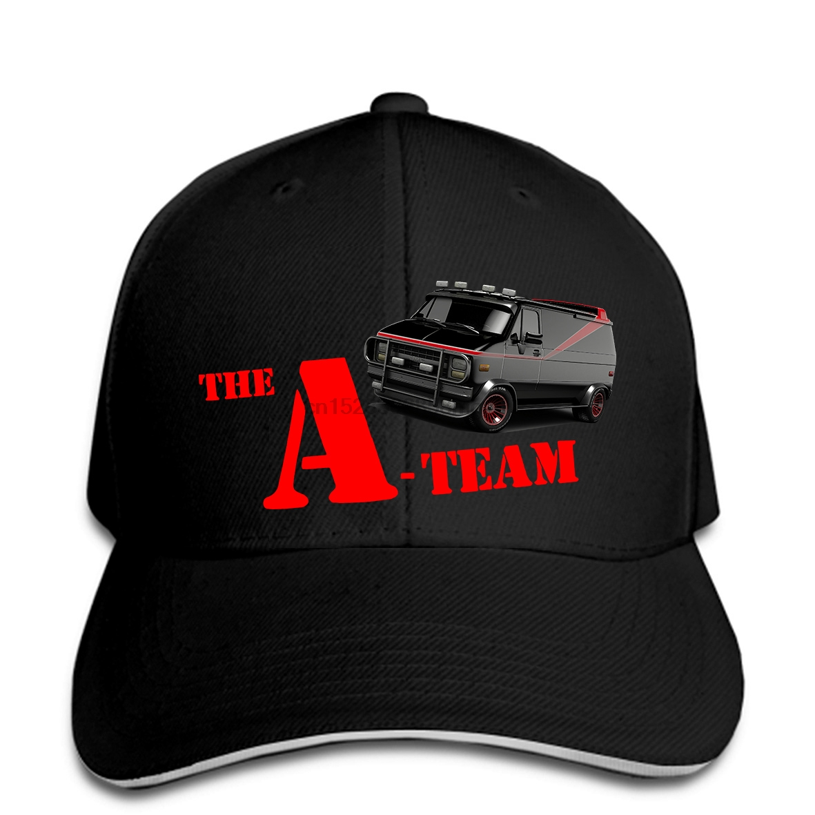 THE A TEAM Men Baseball Cap FATHERS DAY GIFT RETRO 80 TV NEW FAST POST Snapback Cap Women Hat Peaked