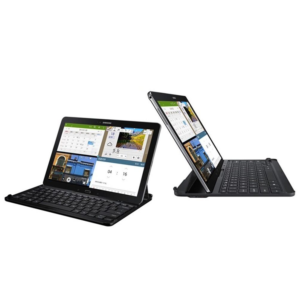 Tablet Bluetooth Keyboard for Samsung Galaxy Note Pro 12.2 P900 P901 T900 Stand Cover Protective Case