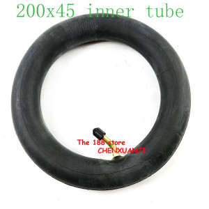 "Image 5 - 200x45 Inflated inner tube For E twow S2 Scooter Pneumatic Wheel 8"" Scooter Wheelchair Air wheel inner tire 8x1 1/4 tube"