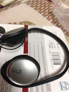 Image 4 - Oryginalne słuchawki philips SHS390 tylne wiszące sportowe/MP3 słuchawki