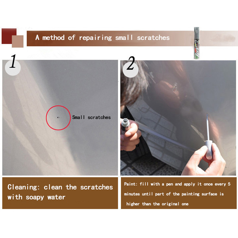 Car Scratch Repair Pen Fix Pro Maintenance Paint Care Car-styling Scratch Remover Auto Repair Painting Pen Car Care Tool