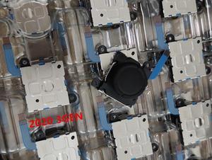 Image 5 - 10 قطعة/الوحدة الأصلي جديد عصا التناظرية ثلاثية الأبعاد Joycon تحكم المقود الإبهام العصي الاستشعار استبدال ل NS التبديل و لايت