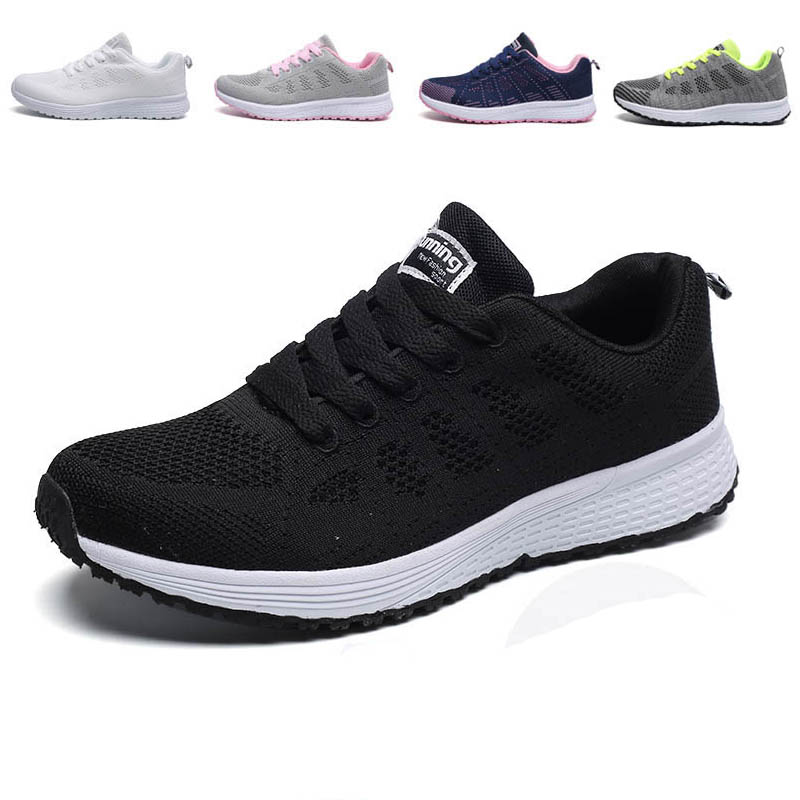 Shoes Woman Sneakers White Platform Trainers Women Shoe Casual Tenis Feminino Zapatos de Mujer Zapatillas Womens Sneaker Basket 4