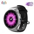 696 I8 Smart Uhr 1,39 400*400 AMOLED Display bildschirm 4G GPS WIFI Bluetooth smartwatch Herz Rate monitor Für IPhone LG Samsung