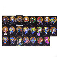 A Set/23pcs Zelda NFC Tag Standard or MINI Game Cards for Nintendo Switch/Wii U & 3DS Compatible BOTW Ntag215 NFC Card(China)