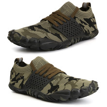 2020 Men Casual Shoes Camouflage Green B