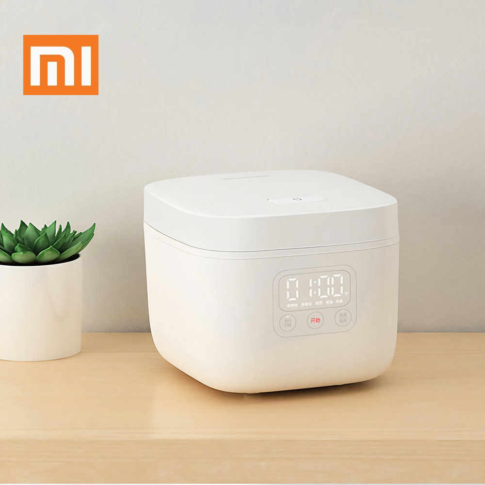 XIAOMI MIJIA Mini Electric Rice Cooker Intelligent Automatic household Kitchen Cooker 1-2 people  small electric rice cookers