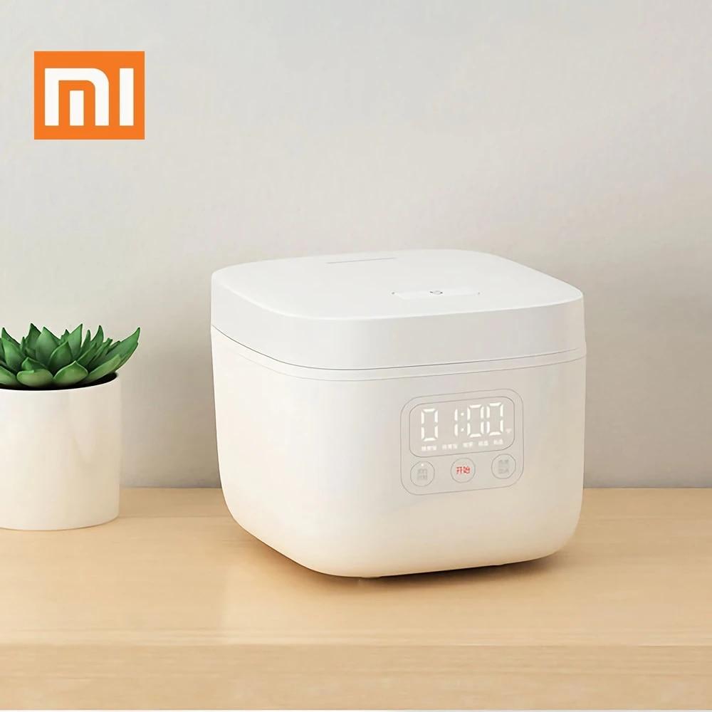 XIAOMI MIJIA Мини электрическая рисоварка Умная Автоматическая Бытовая кухонная плита 1-2 человека маленькие электрические рисоварки