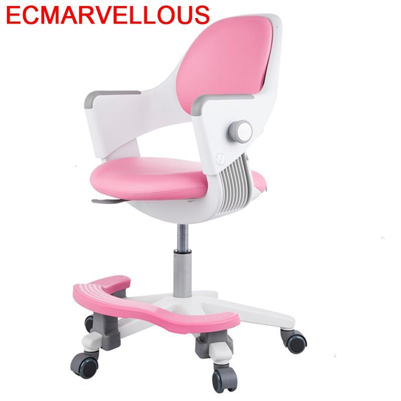 Mobiliario Kinder Stoel Table For Couch Meuble Cadeira Infantil Adjustable Kids Chaise Enfant Baby Furniture Children Chair