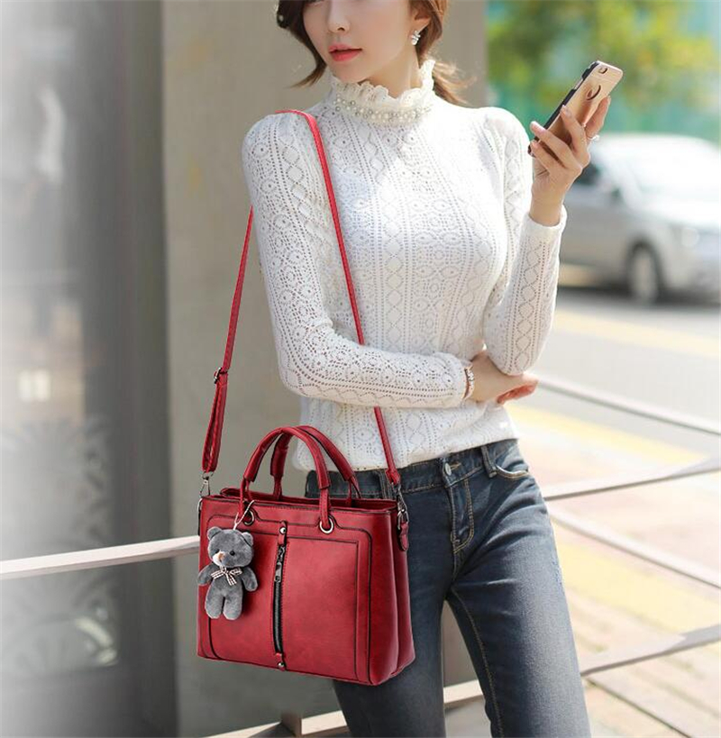 H284f74e7ca054f8cb1118826a8a0fb0eF - Fashion Women Handbags | PU Leather