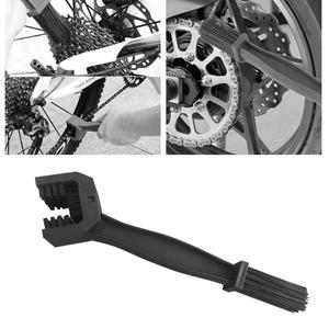 Universal Motorcycle Bicycle Gear Chain Clean Dirt Brush Car Rim Care Tire Cleaning Maintenance Cleaning Tool Car Accessories