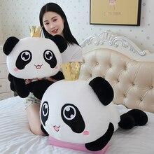 Panda Plush Toys for Girls Kids Doll Toys Stuffed Animals Car Decoration Gift Cute Home Decor Bedding Kawaii Christmas Xmas Gift все цены